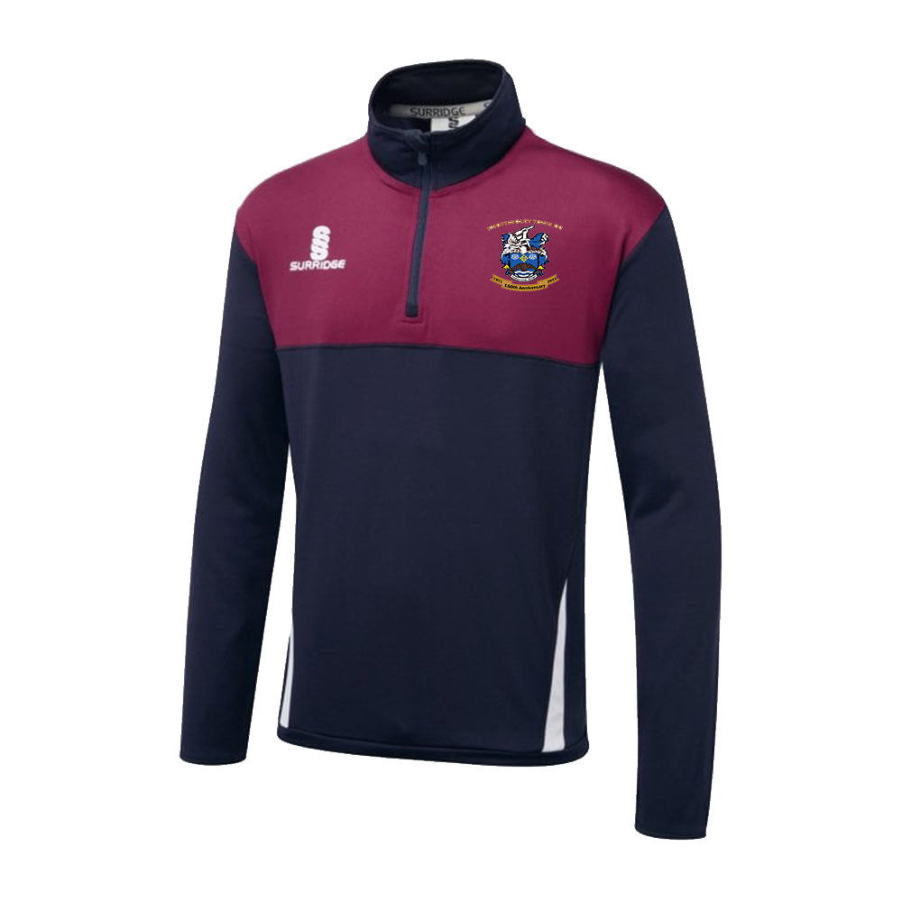 Knottingley Town CC Blade Performance 1/4 zip