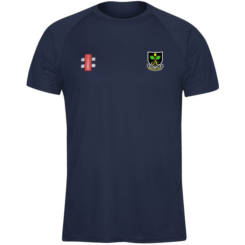 Broad Oak CC  Matrix Shirt