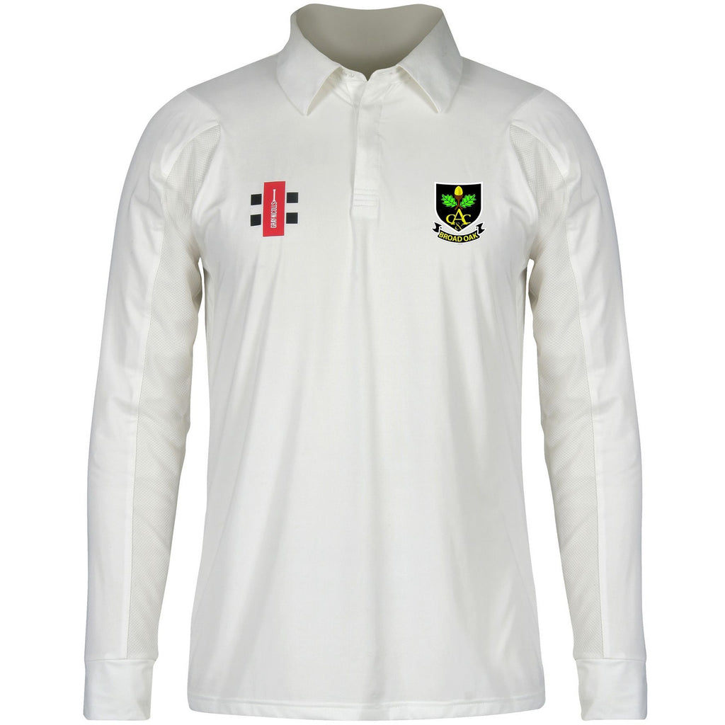 Broad Oak CC L/S Playing Shirt