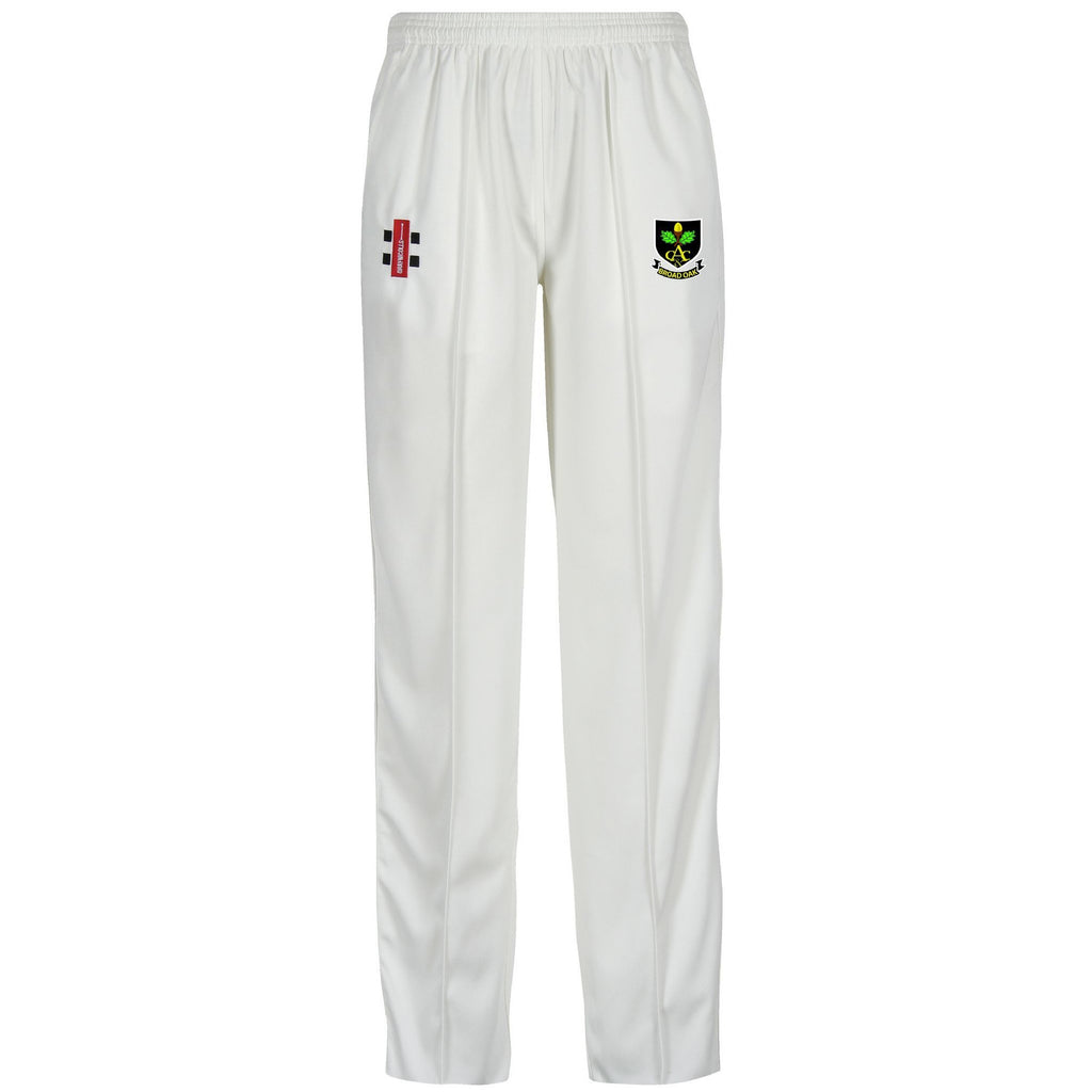 Broad Oak CC Playing Trousers