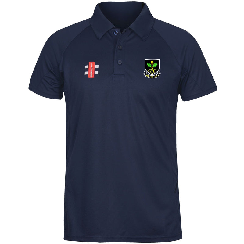 Broad Oak CC Pro Performance Polo