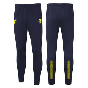 Hall Bower CC Dual Tek Pants with embroidered badge & initials