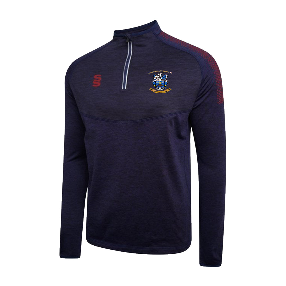 Knottingley Town CC Dual Performance 1/4 Zip