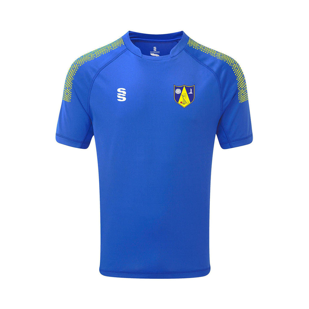 Hall Bower CC Games Shirt