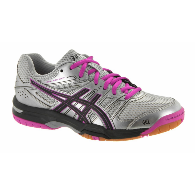 Asics Gel Rocket Ladies Indoor Court Shoe