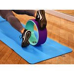 Urban Fitness  Pilates Yoga Wheel 33cm Diameter