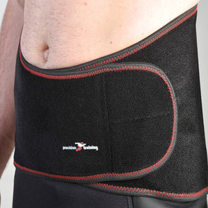 Precision Neoprene Back Support with Stays - Universal