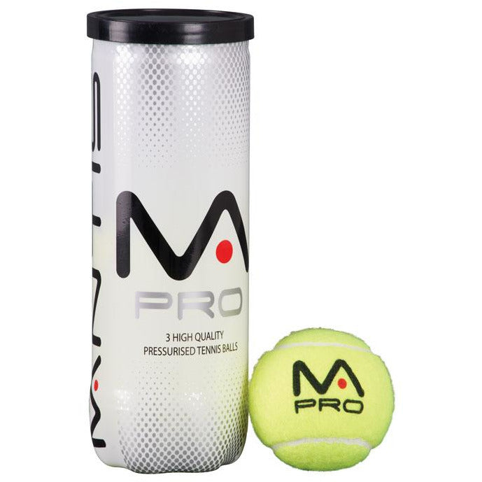MANTIS Pro Tennis Balls (Tube of 3)