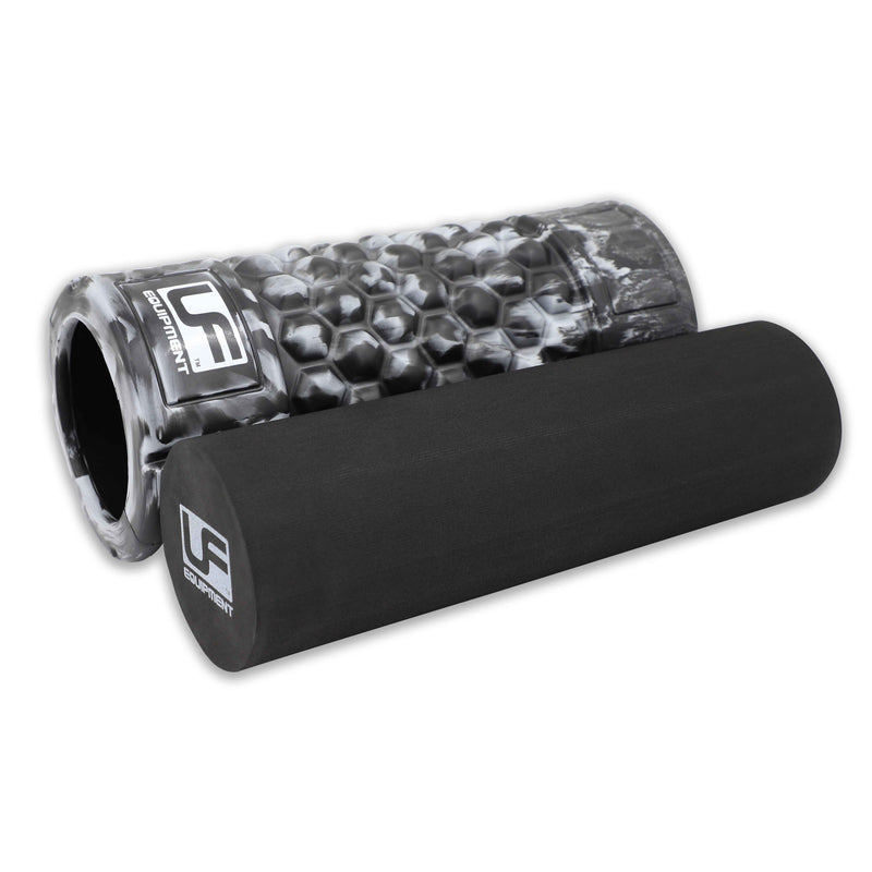 Urban Fitness  2 in 1 Massage Roller Set