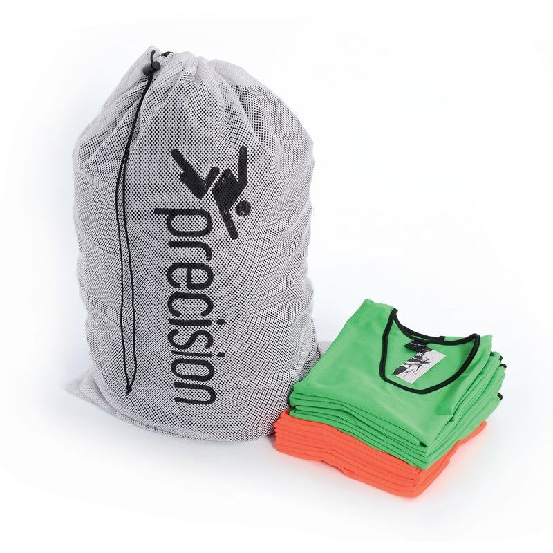 Precision Bib Wash/Carry Bag (White)