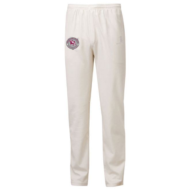 Kirkheaton CC Performance playing trousers with embroidered badge