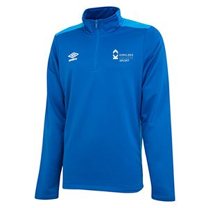 Kirklees College  Umbro Team Polyester Fleece