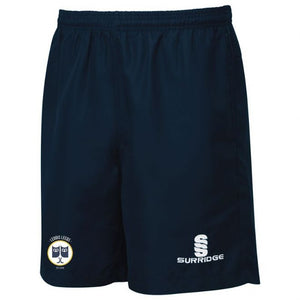 Leodis Hockey Club Training Shorts with full colour crest embroidery