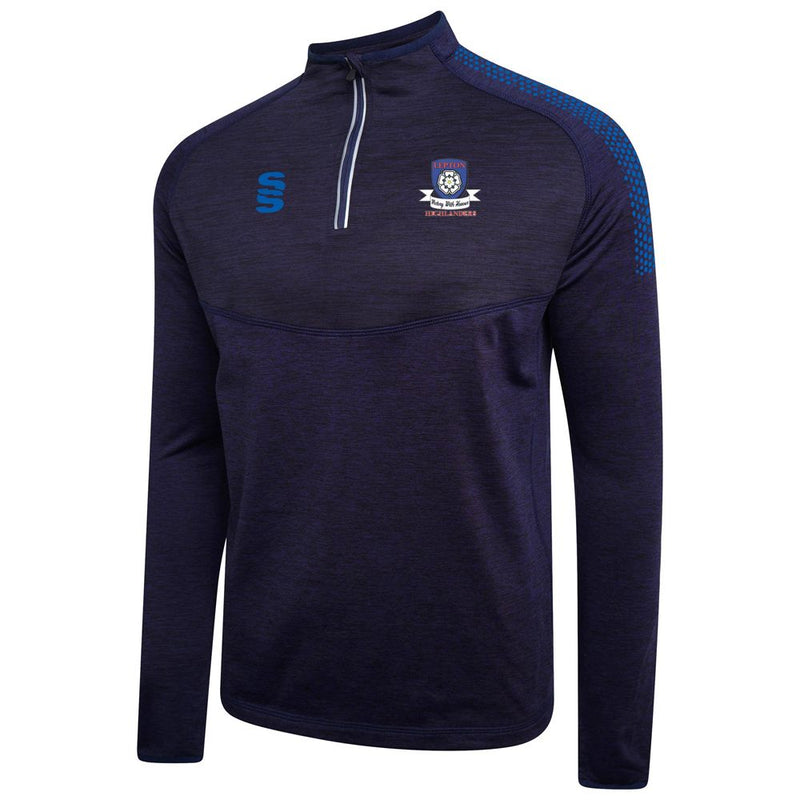Lepton Highlanders Navy Performance Top