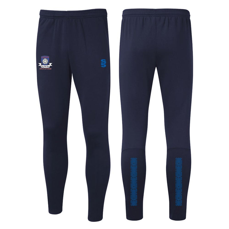 Lepton Highlanders Navy/Royal Duo Tek Pants