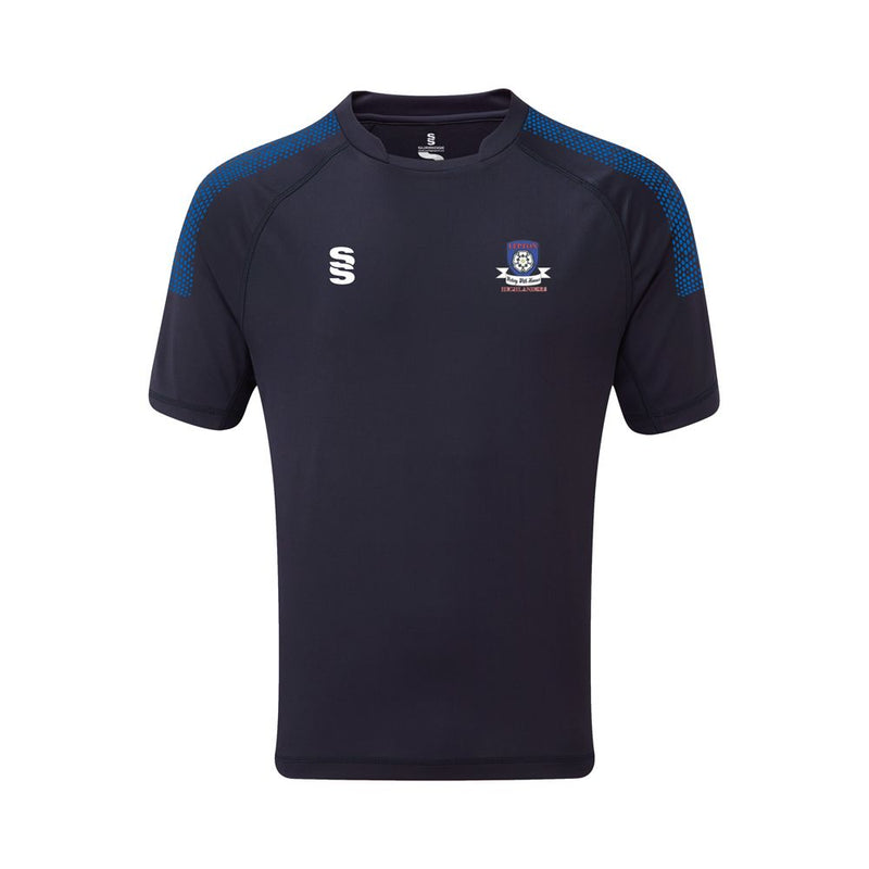 Lepton Highlanders Navy Training Shirt