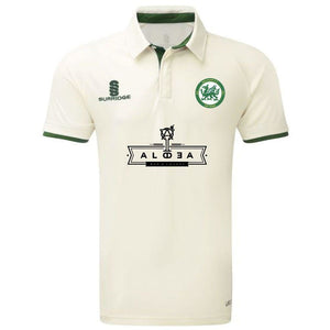 Meltham CC Ergo Green Playing Shirt