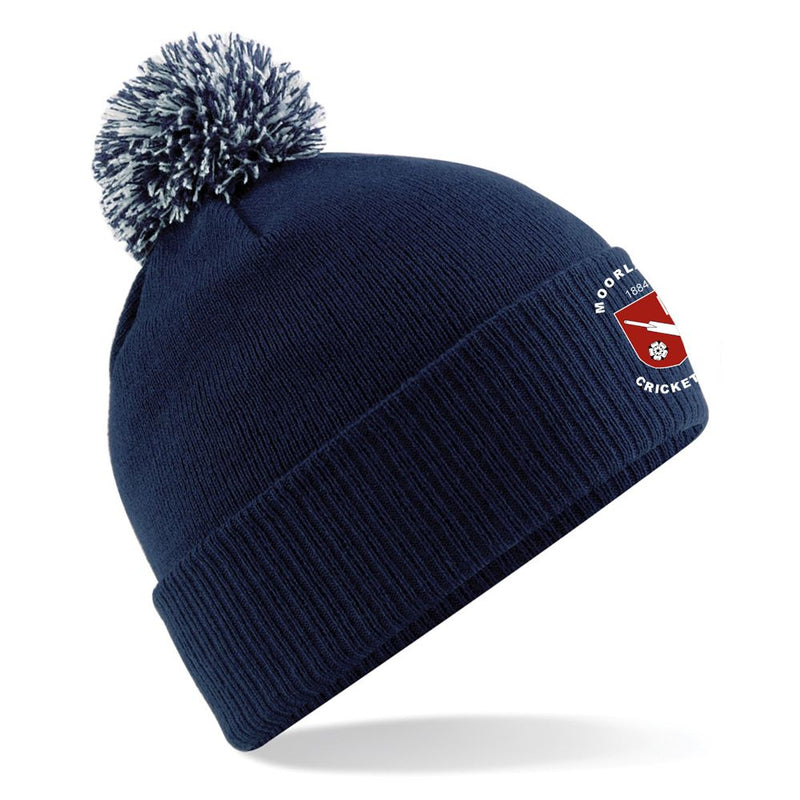 Moorlands CC Bobble Hat
