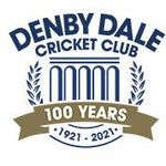 Denby Dale CC Performance midlayer with embroidered badge, sponsor  and initials