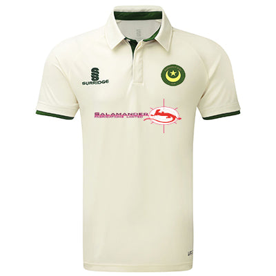 Slaithwaite CC Short Sleeve Shirt