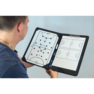 Precision Pro Soccer Coaches Tactic Folder