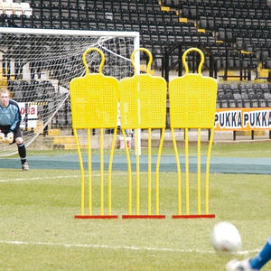 Precision Training Free Kick Mannequins