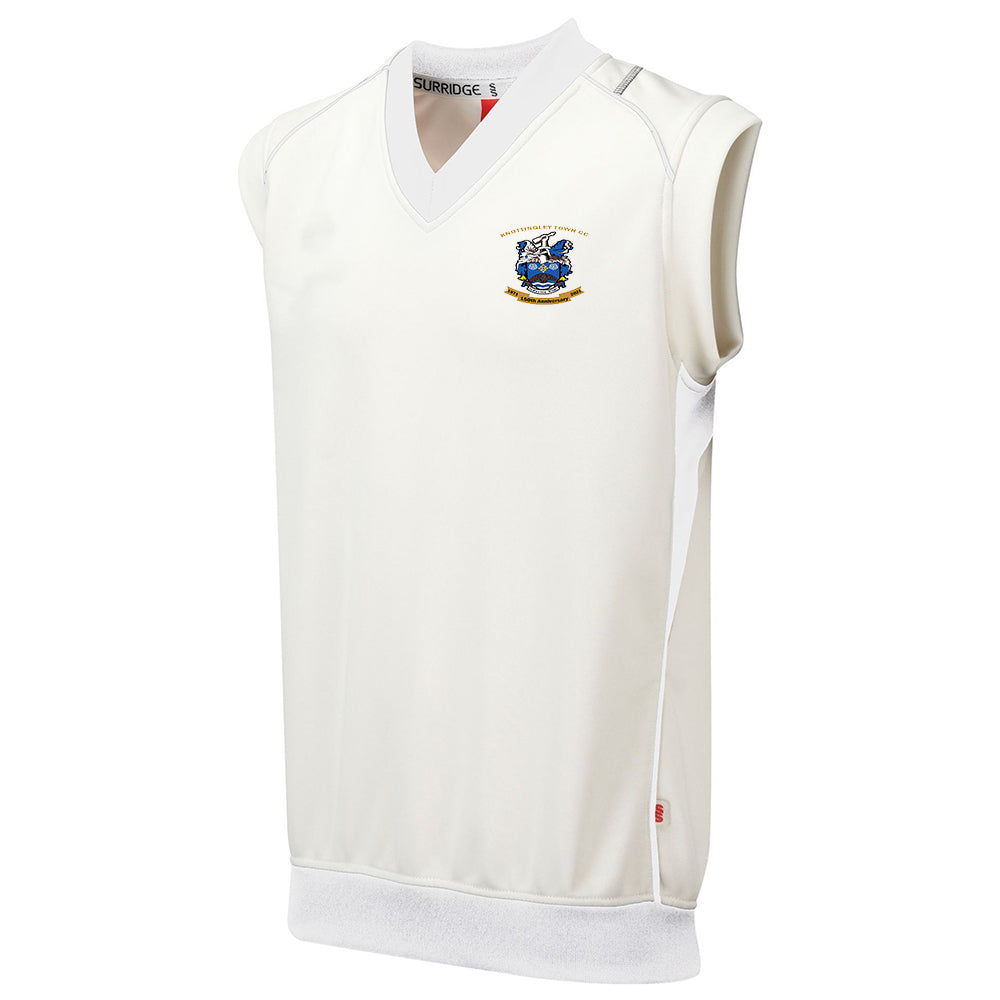 Knottingley Town CC Short sleeve sweater