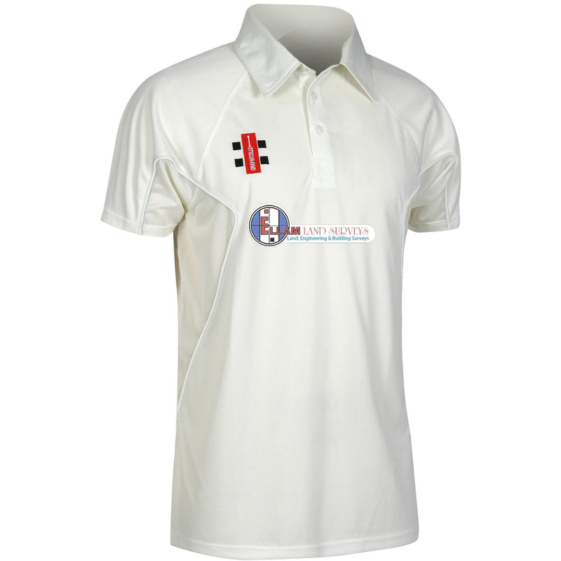 Lascelles Hall CC Storm Short Sleeve Playing Shirt