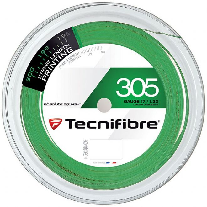 Technifibre Green 305 (includes fitting)