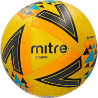 Mitre Ultimax Plus Match Ball