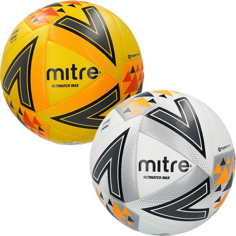 Mitre Ultimax Max Match Ball