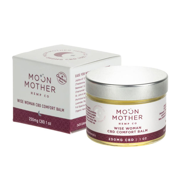 Moon Mother Wise Woman Comfort Balm
