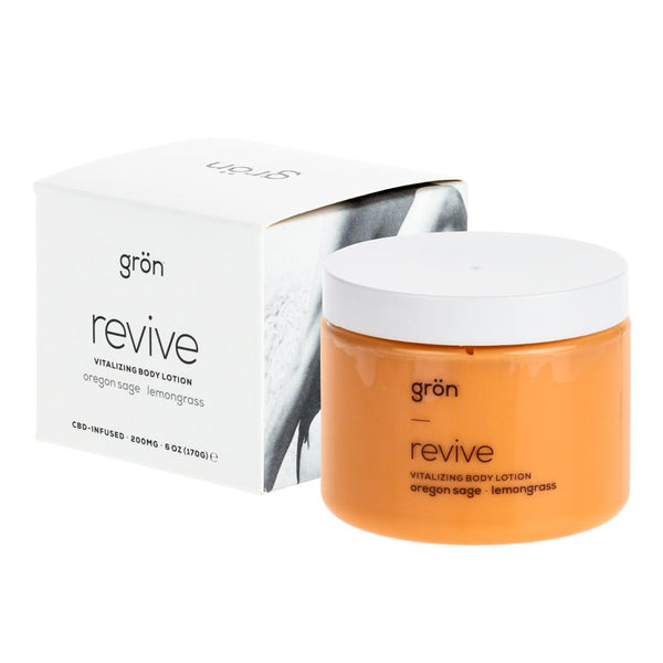 Grön Revive Vitalizing Body Lotion