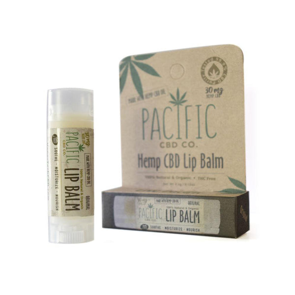 Pacific CBD Co. Lip Balm | Original