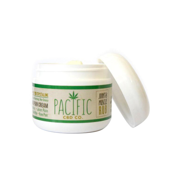 Pacific CBD Co. Joint and Muscle Rub