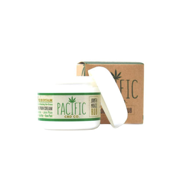 Pacific CBD Co. Joint and Muscle Rub | 500mg