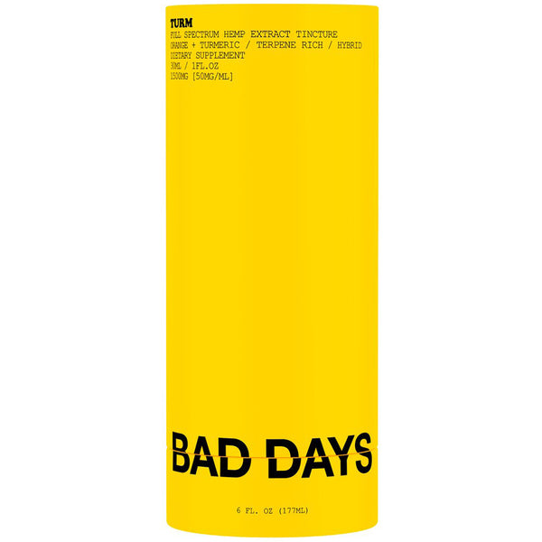 Bad Days Turm Full Spectrum Tincture