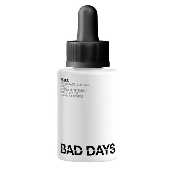 Bad Days Pure Isolate Tincture