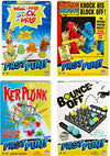 Fast And Fun Games Kerplunk/Bounce Off/Rock'em Sock'em/Stack-A-Mole | Skaf Express