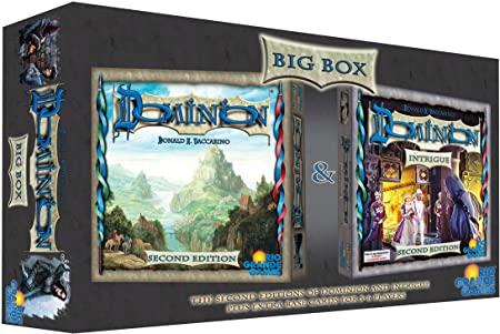 Dominion Big Box Game 2nd Edition