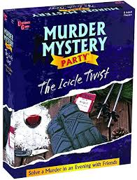 Murder Mystery- The Icicle Twist