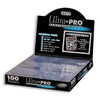 Ultra Pro Pages 9 Pocket Platinum 100ct