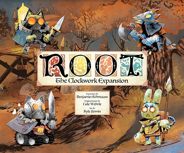 Root- The Clockwork Expansion