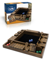 Shut the Box 4- player Wood Travel Size