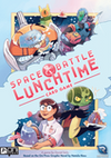 Space Battle Lunch Time Card Game