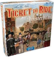 Ticket to Ride- Express: Amsterdam