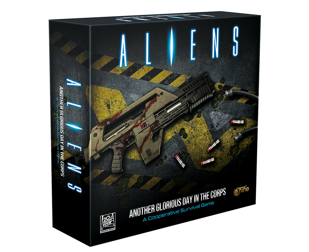Aliens: Another Glorious Day In The Corps Game