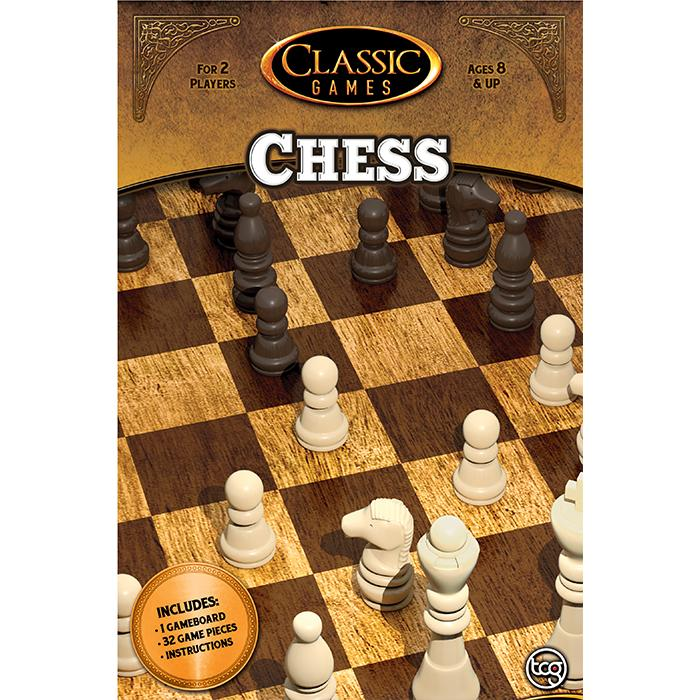 Classic Games - Chess | Skaf Express