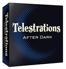 Telestrations After Dark