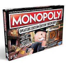 Monopoly - Cheaters Edition | Skaf Express
